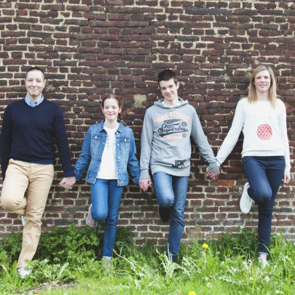 Portrait Famille Nord Lille