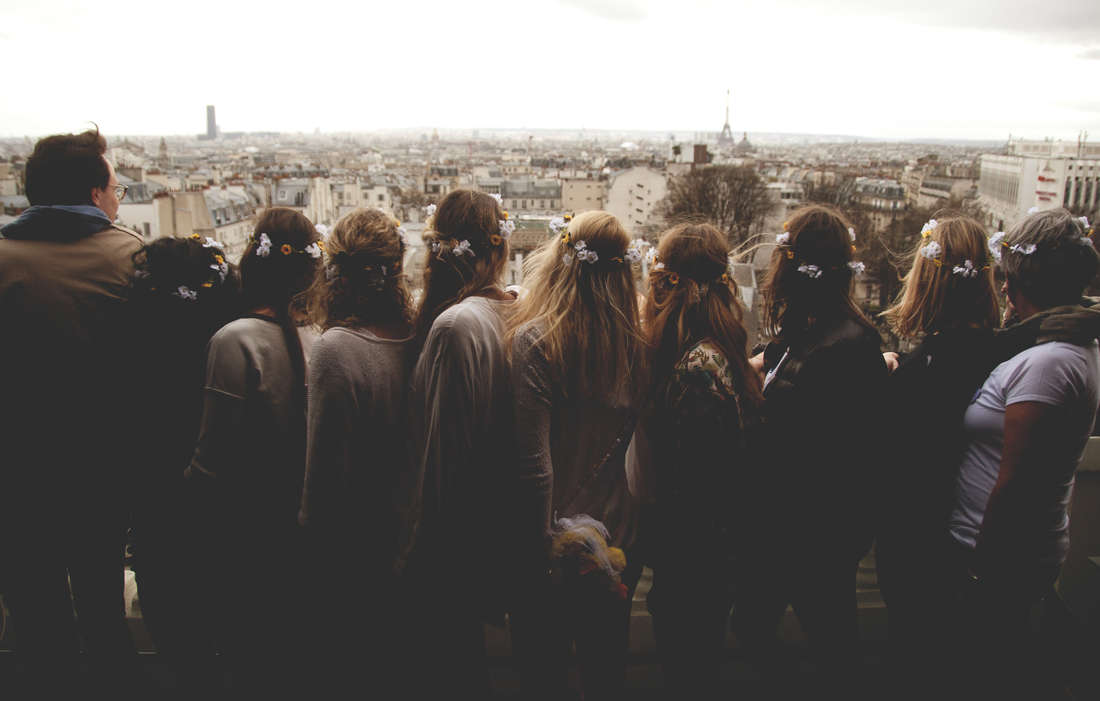 EVJF – Paris – Montmartre
