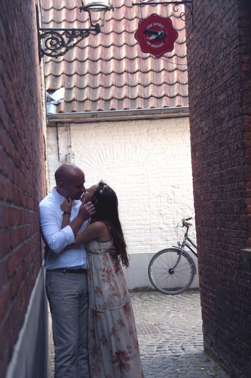 Séance engagement - Bruges