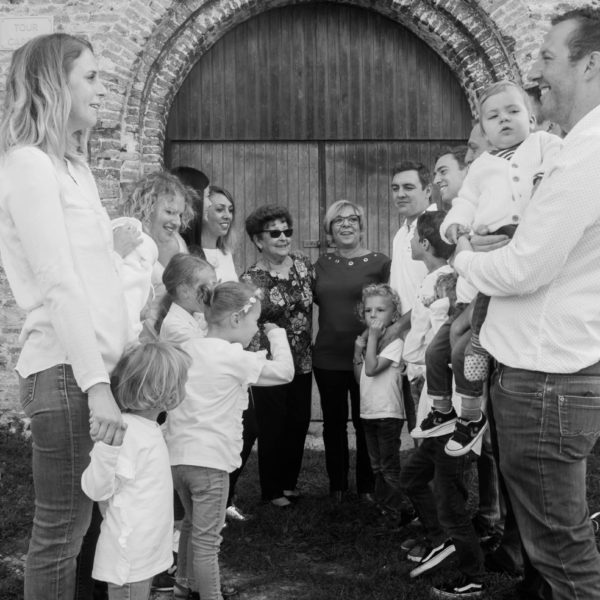 Portrait Famille Nord Berghe